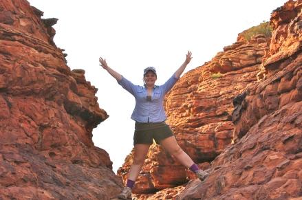 The Rim Walk - Kings Canyon
