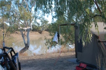 Campsite at Welford