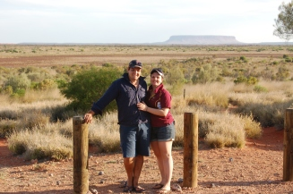Mount Connor - everyone thinks this is Uluru