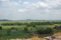 Lookout from Ubirr - Kakadu