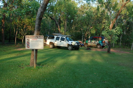 OzTent at Kakadu
