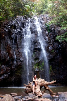 Falls near Millaa Millaa