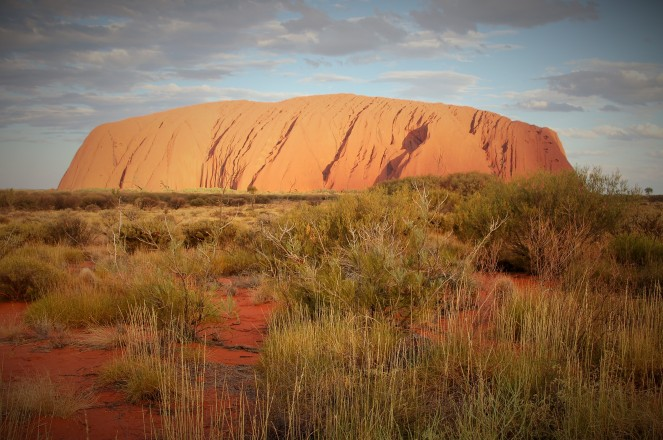 The heart of our great nation - Uluru